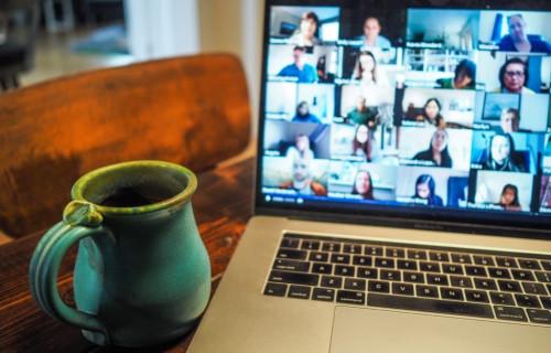 Digitale bewoners bijeenkomst 2021